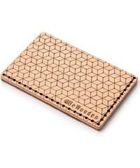 BeWooden Dřevěná dolarová peněženka Virie Note