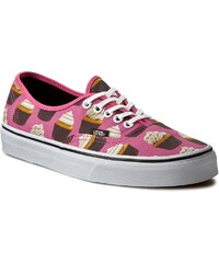 Tenisky VANS - Authentic VN0003B9IFD (Late Night) Hot Pink/Cupcakes