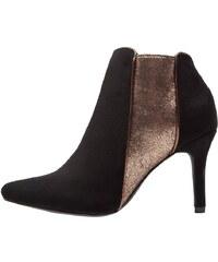 Paco Mena ANDRAX Boots à talons black
