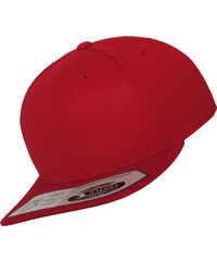 Flexfit 110 Fitted Snapback red
