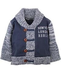 Dirkje Dětský svetr New York, London - modrý