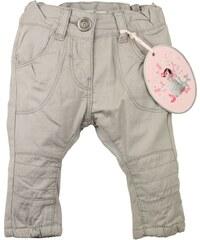 Dirkje Dívčí zateplené kalhoty - béžové