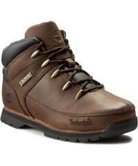 Turistická obuv TIMBERLAND - Euro Sprint A1316 Dark Brown