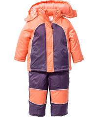 bpc bonprix collection Combinaison de ski (Ens. 2 pces.), T. 80-134 violet manches longues enfant - bonprix