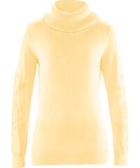 bpc selection Pull jaune femme - bonprix