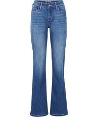 John Baner JEANSWEAR Jean extensible avec coutures épaisses, T.N. bleu femme - bonprix