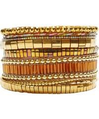 Hipanema Solar Textil-Armband für Damen H16MSOLA