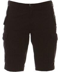 Schott Cargo-Shorts - schwarz