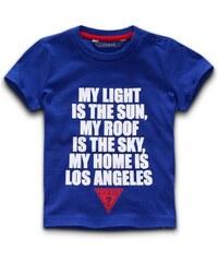 Guess Kids T-shirt - bleu marine