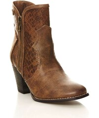 Kaporal Shoes Pim - Halbsstiefel - braun