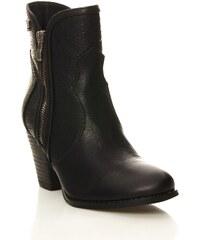 Kaporal Shoes Pim - Halbsstiefel - schwarz