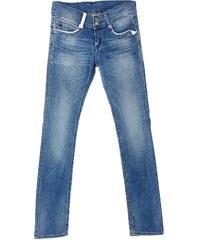 Le Temps des Cerises Jr Jeans mit geradem Schnitt - jeansblau
