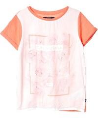 Le Temps des Cerises Jr T-shirt - corail
