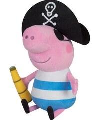 Jemini Peppa George pirate - Peluche - 1+