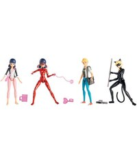 Bandai Miraculous - Figurines articulées - multicolore