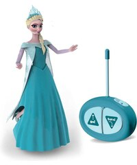 IMC Frozen - Figurine Elsa patine radiocommandée - multicolore