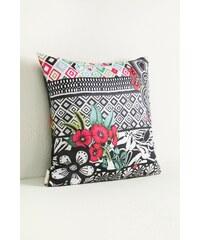 Desigual dekorativní polštář Stripes B&W 45 x 45
