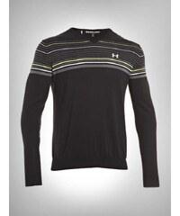 Svetr Under Armour V-Neck Stripe Sweater