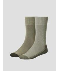 Ponožky LEVI'S 168LS REGULAR CUT 2 Pack