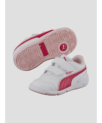 Boty Puma Stepfleex FS SL V Inf white-rose red