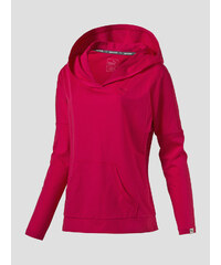 Mikina Puma STYLE P. BEST Cover up W rose red