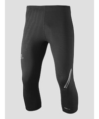 Legíny Salomon AGILE 3/4 TIGHT M BLACK