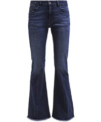 Denim Hunter Jean flare dark wash
