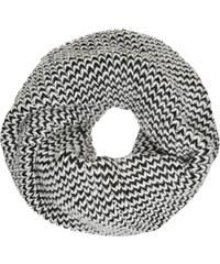 Chillouts GUSTAV Écharpe tube black/white