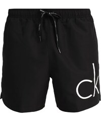 Calvin Klein Swimwear Short de bain black/white