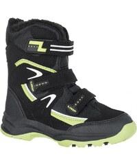 LOAP Dětské zimní boty Mareo - černé