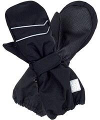 LOAP Dětské palcové rukavice Nicolas - černé