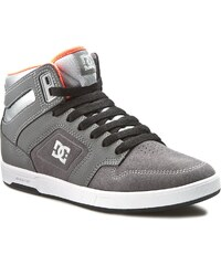 Sneakersy DC - Argosy High Se ADJS100095 Grey/Light Grey(Ggc)