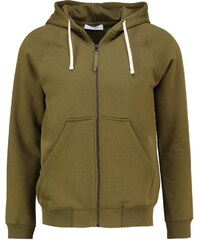 Uniforms for the Dedicated IVERSSON Sweatjacke dark olive