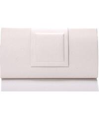 Dámské psaníčko bílé - Royal Style Erna bílá