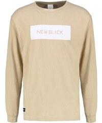 New Black LANDSCAPE Tshirt à manches longues sesame