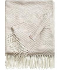 Esprit Měkká tkaná oboustranná deka s třásněmi