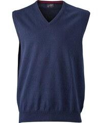 James & Nicholson Pánský svetr bez rukávů JN657