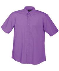 James & Nicholson Pánská košile s krátkým rukávem JN601