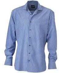 James & Nicholson Pánská pruhovaná košile JN632