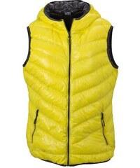 James & Nicholson Lehká dámská péřová vesta JN1061