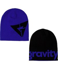 Gravity Logo Reversible blue/black