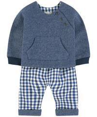 Jean Bourget Sweatshirt und Hose aus Molton