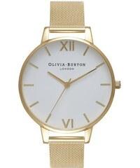 Montre Olivia Burton Big Dial - Gold Mesh