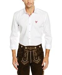 Gweih & Silk Herren Trachtenhemd Schliersee