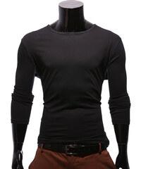 TYGAR Loose Fit-Langarmshirt - Schwarz - S