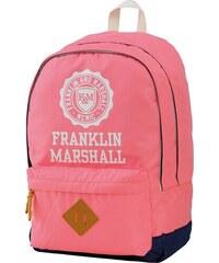 Rucksack mit gummiertem Bodenschutz, »Franklin & Marshall, Girls Backpack rosa, Vol. 23 Liter«