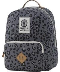 Rucksack mit gepolstertem Laptopfach, »Franklin & Marshall, Girls Backpack, leopard«