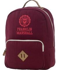 Schultertasche mit Extrafach, »Franklin & Marshall, Girls Shopper, bordeaux rot«