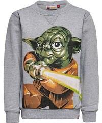 "LEGO Wear STAR WARS(TM) Sweatshirt ""Yoda"" Skeet langarm Shirt"