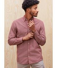 s.Oliver RED LABEL Regular: Hemd mit Wabenmuster